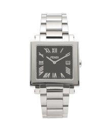 FENDI/フェンディ 腕時計 メンズ FENDI F606011000 シルバー ブラック/503520409