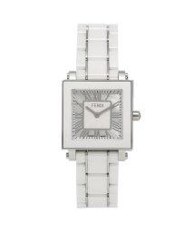 FENDI/フェンディ 腕時計 レディース FENDI F622240B ホワイトパール ホワイト シルバー/503520411