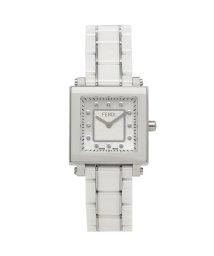 FENDI/フェンディ 腕時計 レディース FENDI F622240BD ホワイトパール ホワイト シルバー/503520412