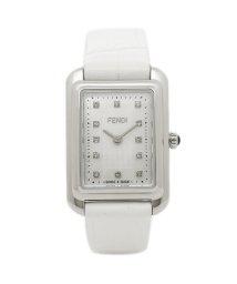 FENDI/フェンディ 腕時計 レディース FENDI F702024541D1 ホワイトパール/503520414