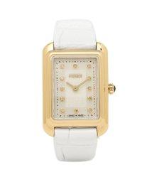 FENDI/フェンディ 腕時計 レディース FENDI F702424541D1 ホワイトパール/503520415