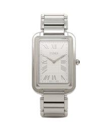 FENDI/フェンディ 腕時計 レディース FENDI F703014000 ホワイト/シルバー/503520416