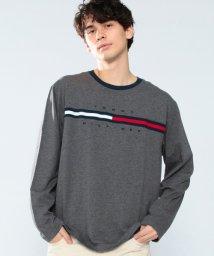 TOMMY HILFIGER/トミーヒルフィガー ロゴ ロング Tシャツ / TINO TEE L/S/502946423