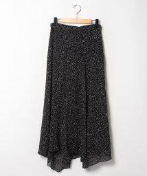 Theory/スカート SPECKLE SILK DRAPE MAXI S/503199407