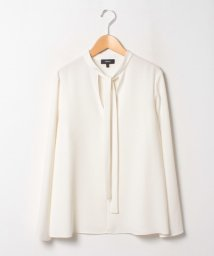 Theory/ブラウス PRIME GGT LS TIE NK TOP/503199426