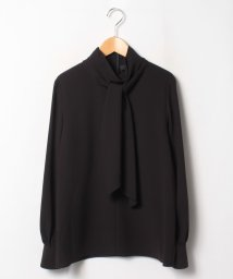 Theory/ブラウス PRIME GGT TIE NK BLOUSE/503199427