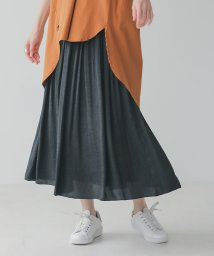 Bou Jeloud/【セットアップ対応商品】ヴィンテージジャガードサテンスカート/503487723