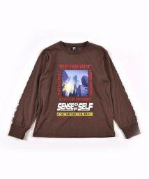 RAD CUSTOM/フォトプリント バック ロゴ Tシャツ(120cm~160cm)/503499580
