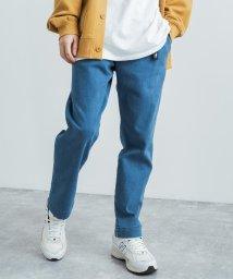 Rocky Monroe/KANGOL カンゴール シェフパンツ メンズ レディース デニム ワイド テーパード カジュアル クライミングパンツ アウトドア 綿 コットン ストレッチ ル/503517322