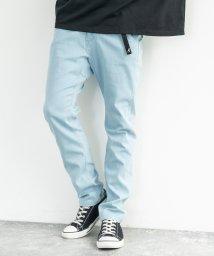 Rocky Monroe/KANGOL カンゴール クライミングパンツ デニム メンズ レディース テーパード チノ カジュアル イージー 無地 アウトドア シンプル 綿 コットン スト/503517323