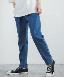 Rocky Monroe/MARK GONZALES マークゴンザレス シェフパンツ メンズ レディース デニム ワイド テーパード カジュアル クライミングパンツ アウトドア 綿 コッ/503517324