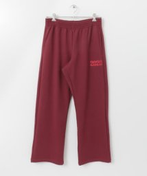 URBAN RESEARCH ROSSO/MARTINE ROSE WIDE LEG SWEAT PANTS/503529232