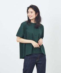 collex/【接触冷感】コンパクトクールフレアーTシャツ/503052983