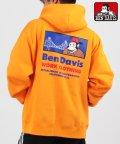 BEN DAVIS/【BEN DAVIS】 ベンデイビス  ワンポイント刺繍パーカー/503496677