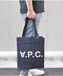 A.P.C./【A.P.C.(アーペーセー)】A.P.C アーペーセー Laure Tote Bag M61445/503516586