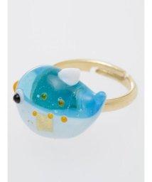 KAYA/【カヤ】ガラス守りリング 72PZ0301/503532121