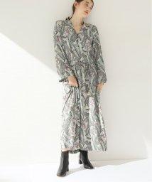JOURNAL STANDARD relume/【SARA MALLIKA/サラマリカ】 RAYON JACQUARD PRINT DRESS:ワンピース/503532785