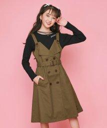 JENNI love/トレンチ風ジャンスカ/503532844