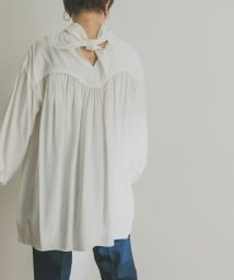 URBAN RESEARCH/SAYAKA DAVIS Scarf Collar Blouse/503533614