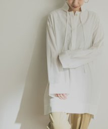 URBAN RESEARCH/SAYAKA DAVIS Embroidery Shirts Dress/503533615