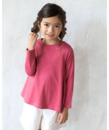 SLAP SLIP/ワンポイント ブランドロゴ 刺繍 長袖 Tシャツ (80cm~130cm)/503534547
