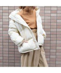ARGO TOKYO/【ARGO TOKYO】ドローストリングショート中綿コート 21077/503536911