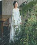 Spick & Span/≪予約≫【YURIE A.× Spick & Span】刺繍ドレス◆/503537975