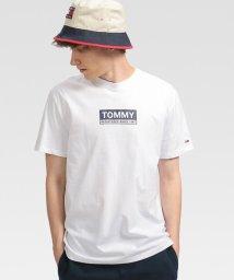 TOMMY JEANS/ボックスロゴTシャツ/503505974