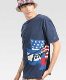 TOMMY JEANS/フラッグロゴTシャツ/503505975