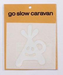go slow caravan/カッティングステッカー ヤグラチャン/503453059