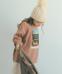 green label relaxing (Kids)/【キッズ】〔別注〕FRUIT OF THE LOOM ×ANNA MAGAZINE ロングスリーブT/503526328