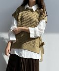 UNRELISH/ニットベスト×シャツセット/503421766