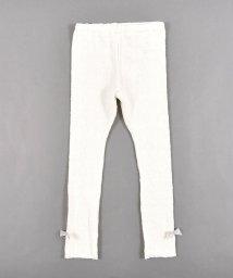 SLAP SLIP/裾リボン 総ゴム ケーブル レギンス (80cm~130cm)/503499588