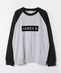 agnes b. HOMME/K312 TS ロゴTシャツ/503509695