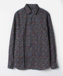 agnes b. HOMME/ICG3 CHEMISE フラワープリントシャツ/503509703