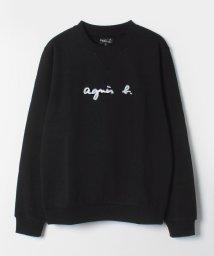 agnes b. HOMME/K315 SWEAT ロゴスウェット/503509707