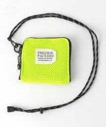 green label relaxing/[ 別注 ][ フレドリック パッカーズ ]FREDRIK PACKERS SC ウォレット × エコバッグ/503512405