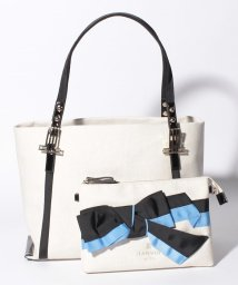 LANVIN en Bleu(BAG)/カレ トートバッグ/503532278