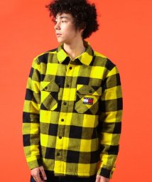 TOMMY JEANS/バッファローチェックシャツ/503517363