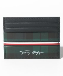 TOMMY HILFIGER/タータンチェックカードケース/503517370