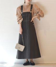 w closet/ジャンパースカート/503545508