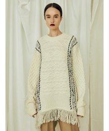 PAMEO POSE/Odette Sweater/503549853
