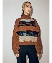 PAMEO POSE/Caos Sweater/503549855