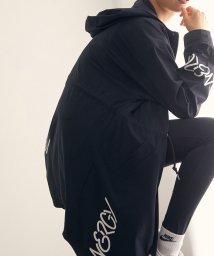 NERGY/【撥水】【WEB限定】ライナー付ロゴモッズコート/503553889