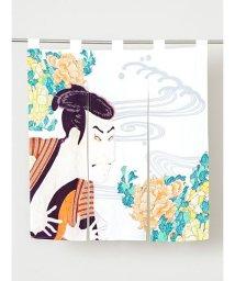 KAYA/【カヤ】浮世絵 中暖簾 7INP0302/503550680