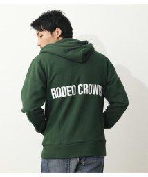 RODEO CROWNS WIDE BOWL/カラースピンドルジップパーカー/503554587