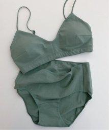 EMILY WEEK/《予約》Organic Cotton ブラ for RESET(ユーカリ)/503557234