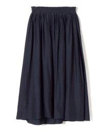 SHIPS WOMEN/【抗菌・防臭加工】ギャザースカート/503557424