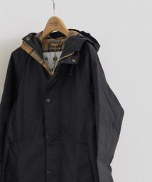 URBAN RESEARCH DOORS/Barbour HOODED HUNTING WAX/503558031