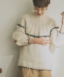 URBAN RESEARCH/EARIH NEMO HAND KNIT PULLOVER/503558354